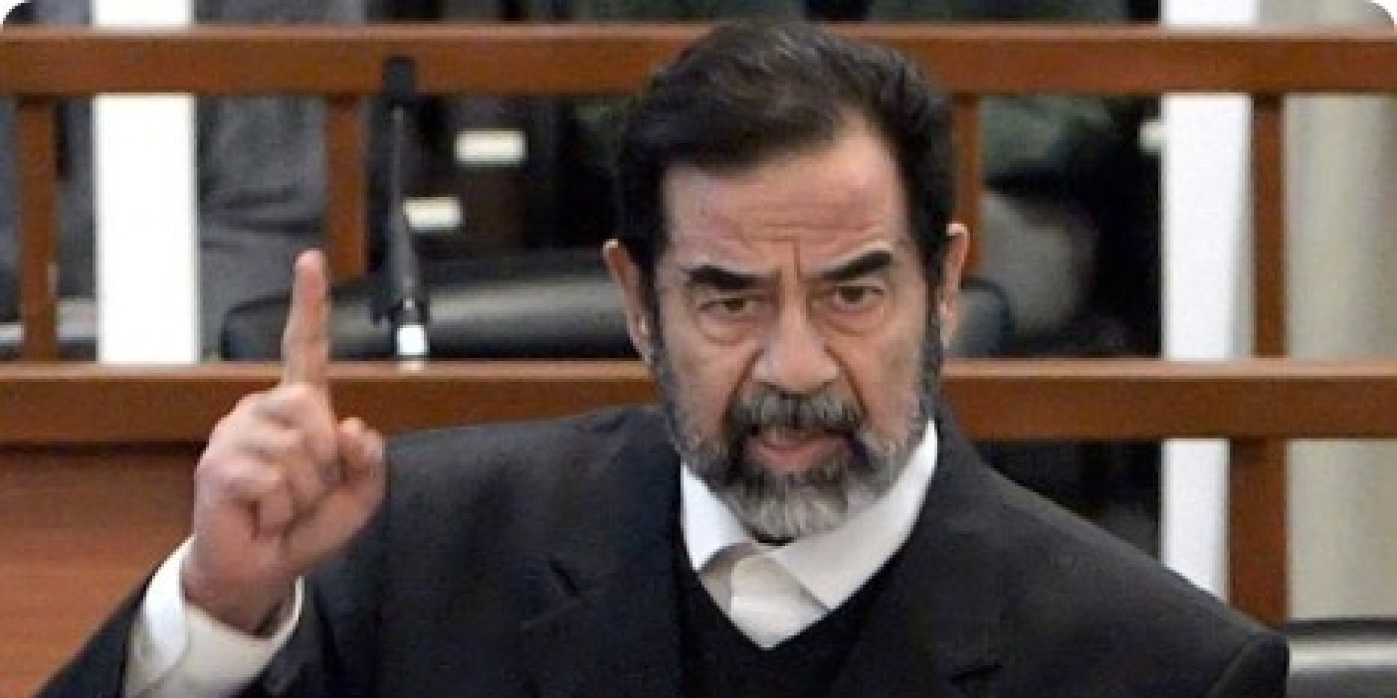 the life and presidency of saddam hussein and enmity with the us Supreme court member: if erdoğan were to leave, turkey would be like saddam,  strategic in that the us wanted to declare its enmity towards turkey and form.