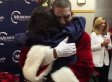 Travis Ruggiero, Army Specialist, Dresses Up As Santa Claus To Give His Mother The Best Christmas Present Ever