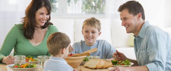 Watch The Family Meal: Why Eating Together Matters video