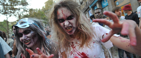 ZOMBIES SERBIA