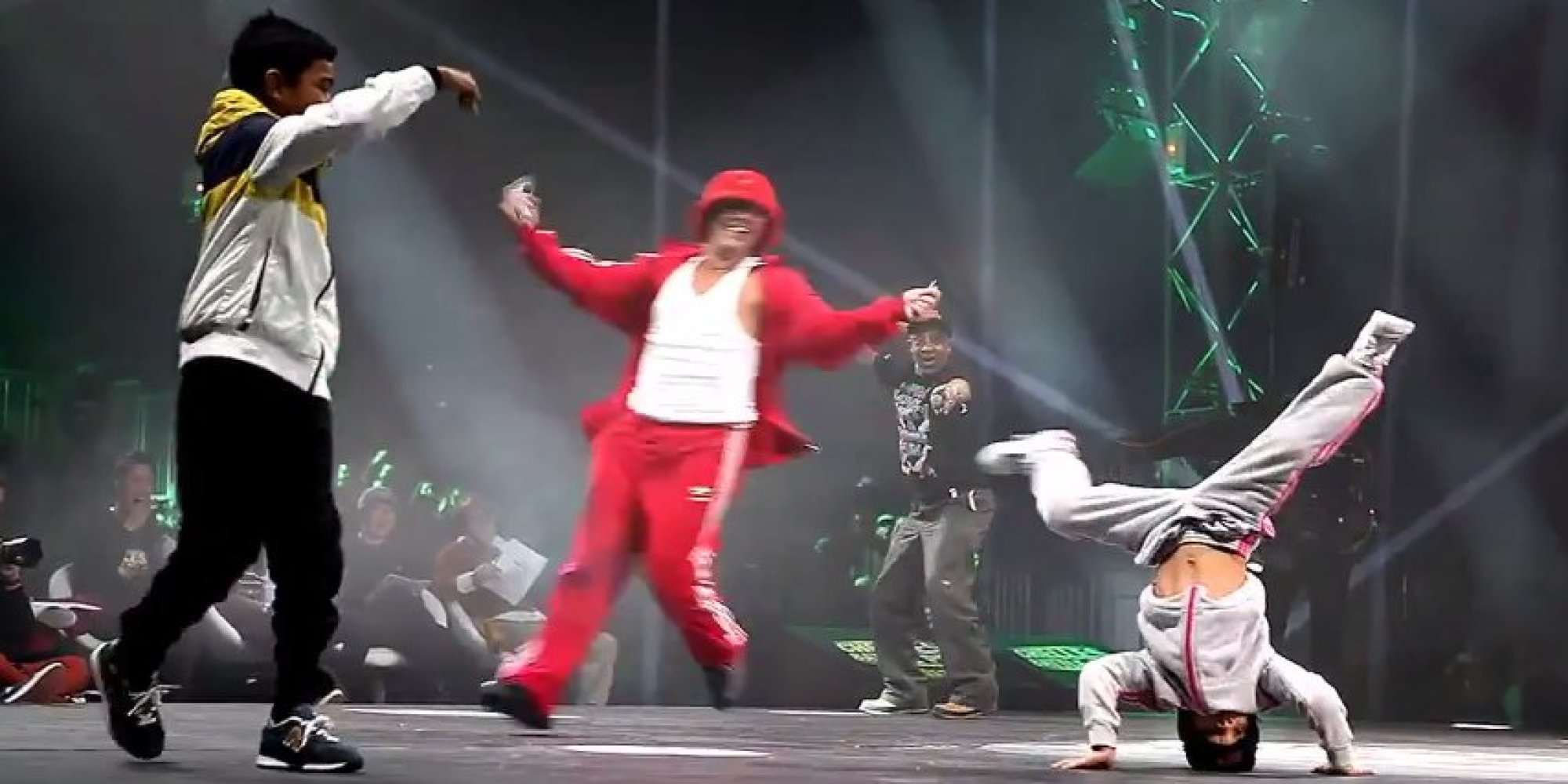 Year-Old Breakdancer Demolishes Her Opponent In Competition ...