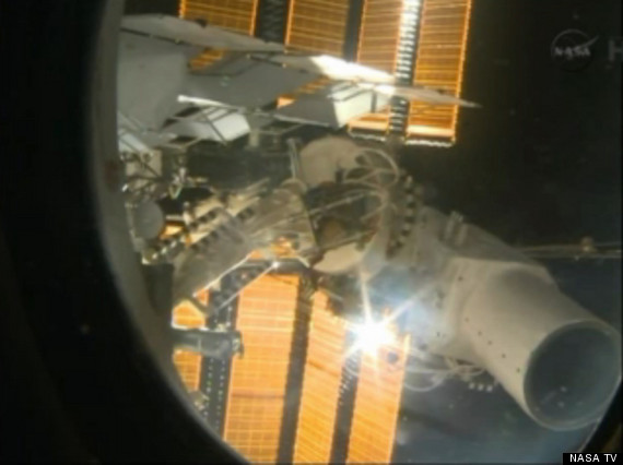 cameras spacewalk