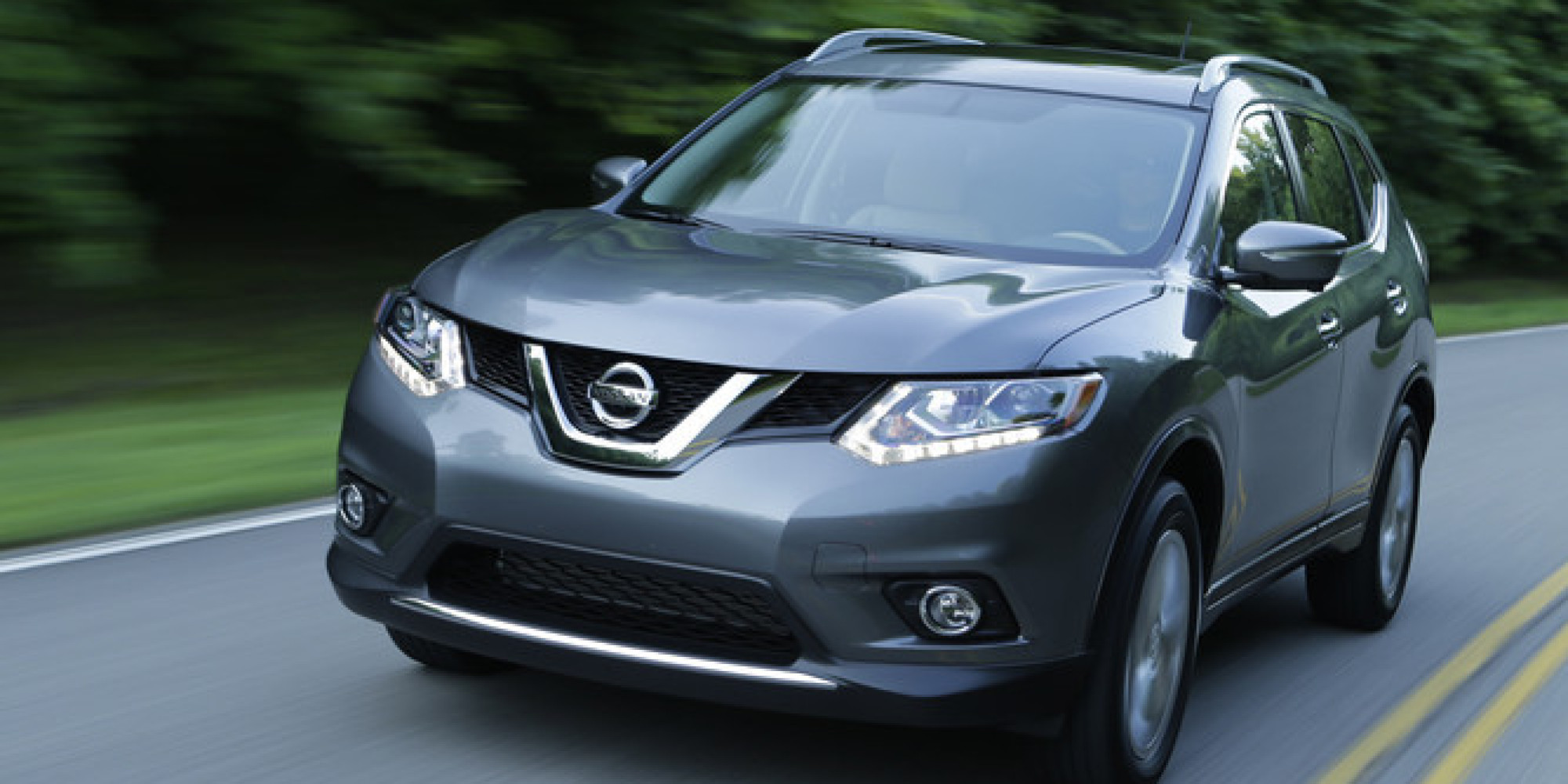 nissan rogue 2014 el suv del a o huffpost. Black Bedroom Furniture Sets. Home Design Ideas