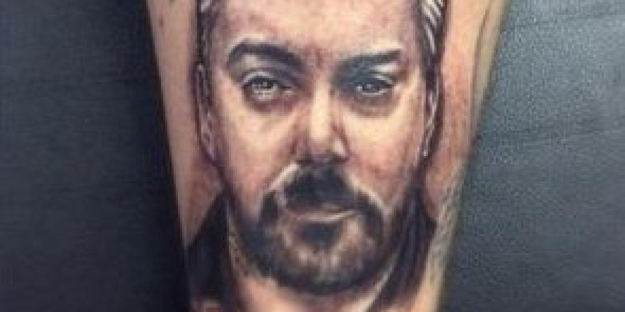 ian watkins mugshot  u0026 39 tattoo u0026 39  picture posted online  picture
