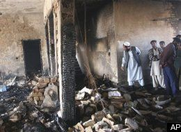 Pakistan Aid Groups Targeted