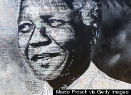 Un nouveau timbre pour souligner la libération de prison de Mandela