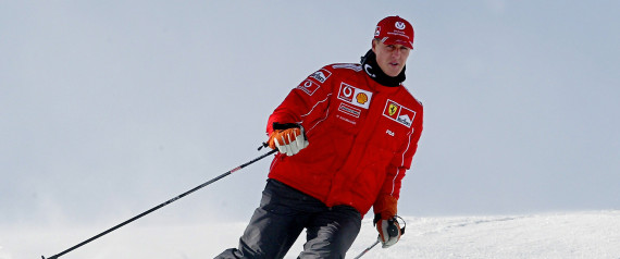 accident ski schumacher