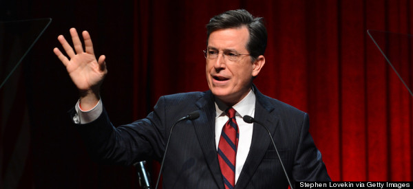 Stephen Colbert's 'Hobbit' Cameo Surfaces
