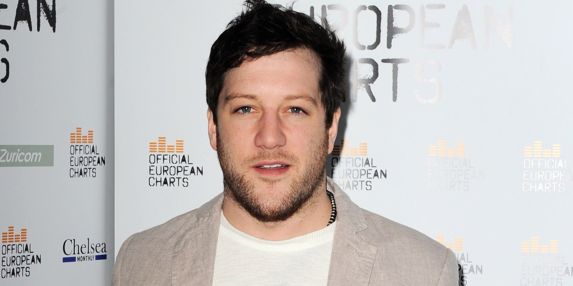 The 34-year old son of father (?) and mother(?), 173 cm tall Matt Cardle in 2017 photo
