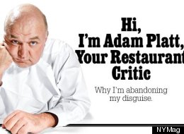 Major Restaurant Critic Abandons Anonymity