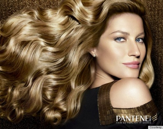 Gisele To Taunt American Women With Her Superior Hair In New Pantene Ads ...