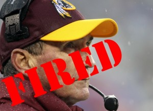 Mike Shanahan Fired
