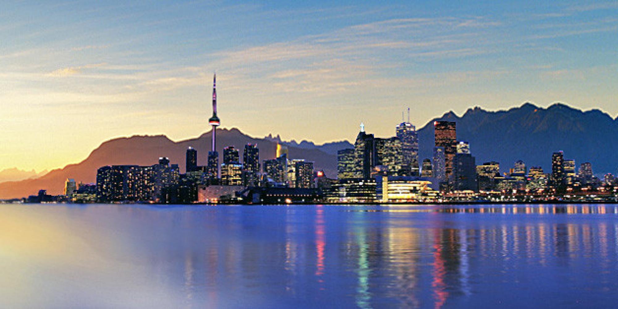 Vancouver + Toronto = Toroncouver (PHOTO)