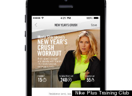Work Out Like Maria Sharapova In Just 15 Minutes