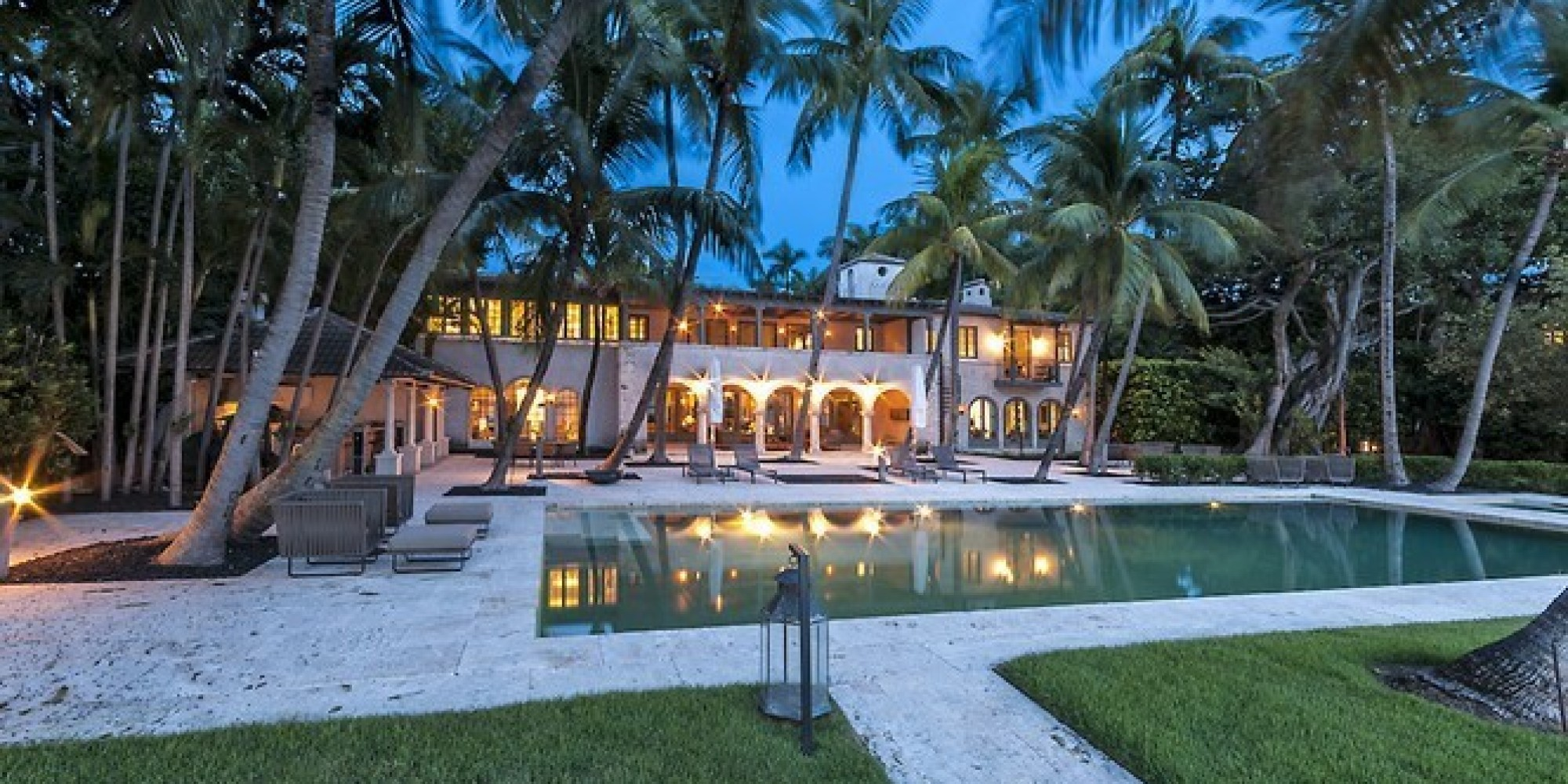 these are the 8 most expensive homes in miami right now | huffpost