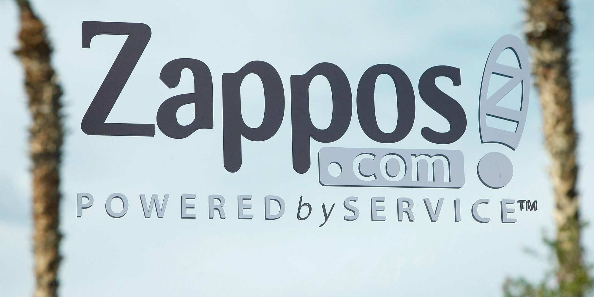 o ZAPPOS SIGN facebook Tour du lịch và tham quan Văn hóa doanh nghiệp Zappos