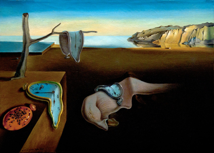 10 Famous Artworks That Celebrate Father Time Huffpost