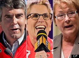 Biggest Provincial Winners, Losers In 2013