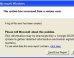NSA Uses Windows Error