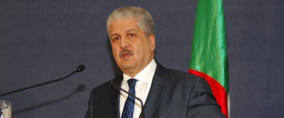 algerie sellal candidat président