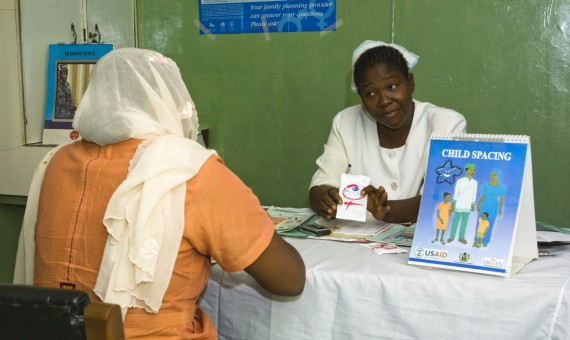 contraception developing world