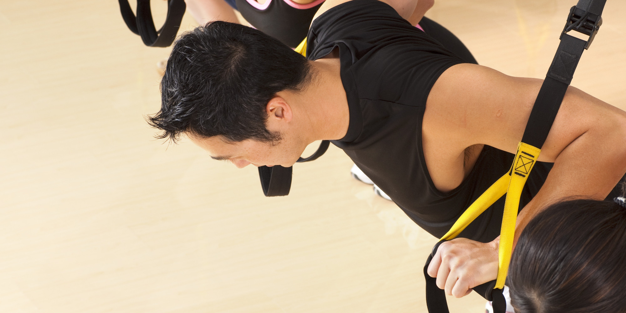 8 TRX Exercises To Build Strength