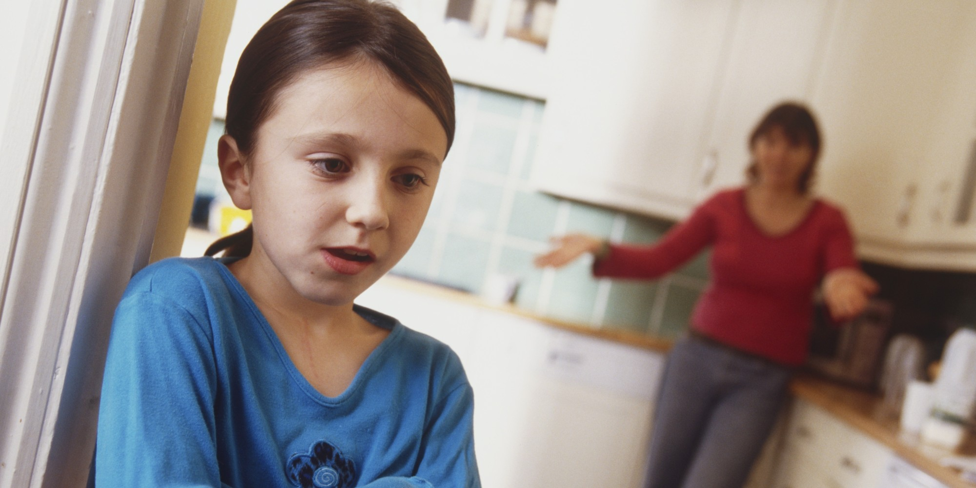 'My Kids Make Me So Angry I Can't See Straight!' | HuffPost