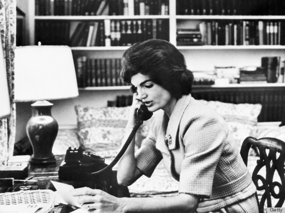 jackie kennedy phone