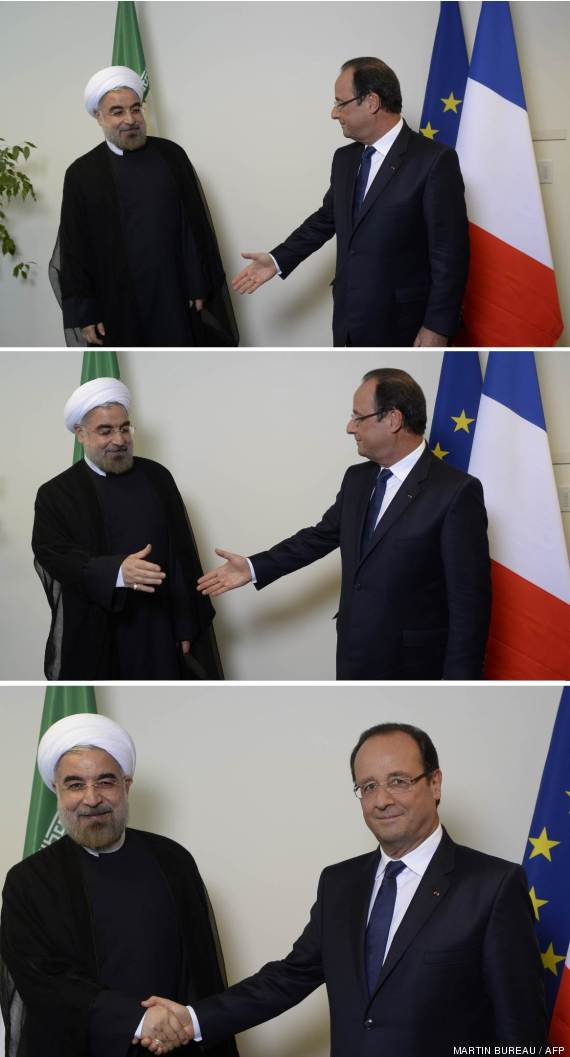 hollande rohani