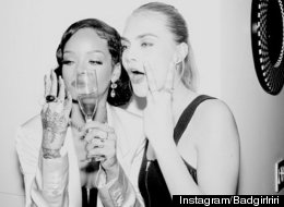 PICTURES: The Closest You'll Get Partying With Rihanna