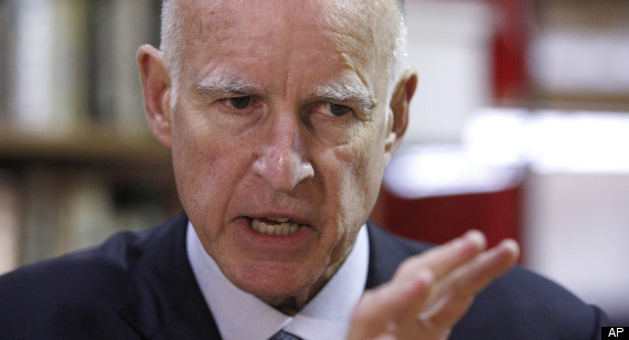 Jerry Brown Acorn