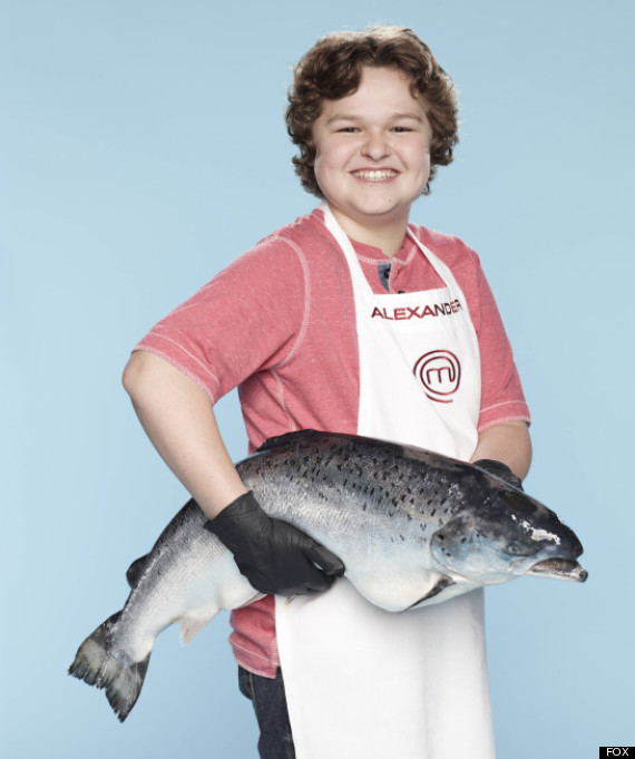 Alexander Weiss Won Masterchef Junior But Now What Huffpost