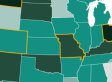 13 States Raised Their Minimum Wage, But This Map Shows We Still Have A Big Problem