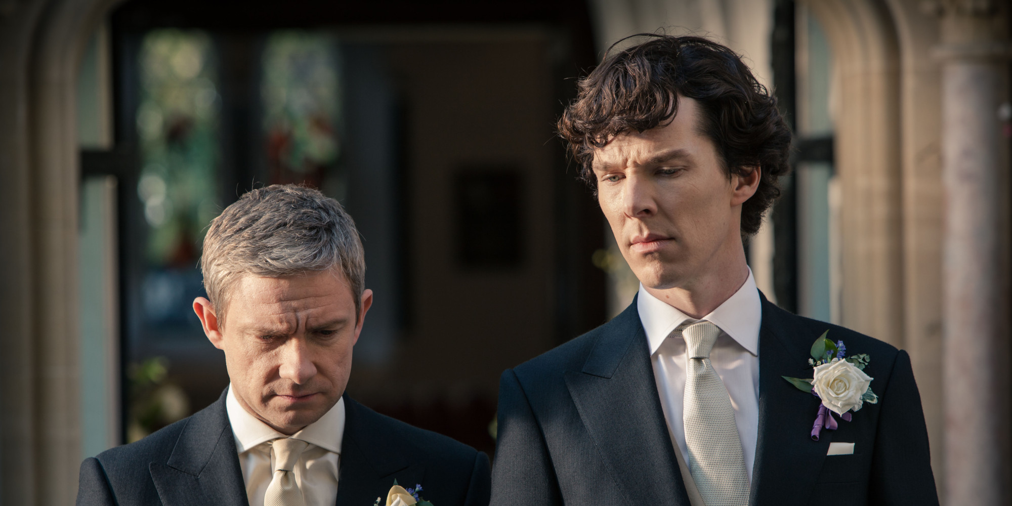 In  Sherlock  Season 3...