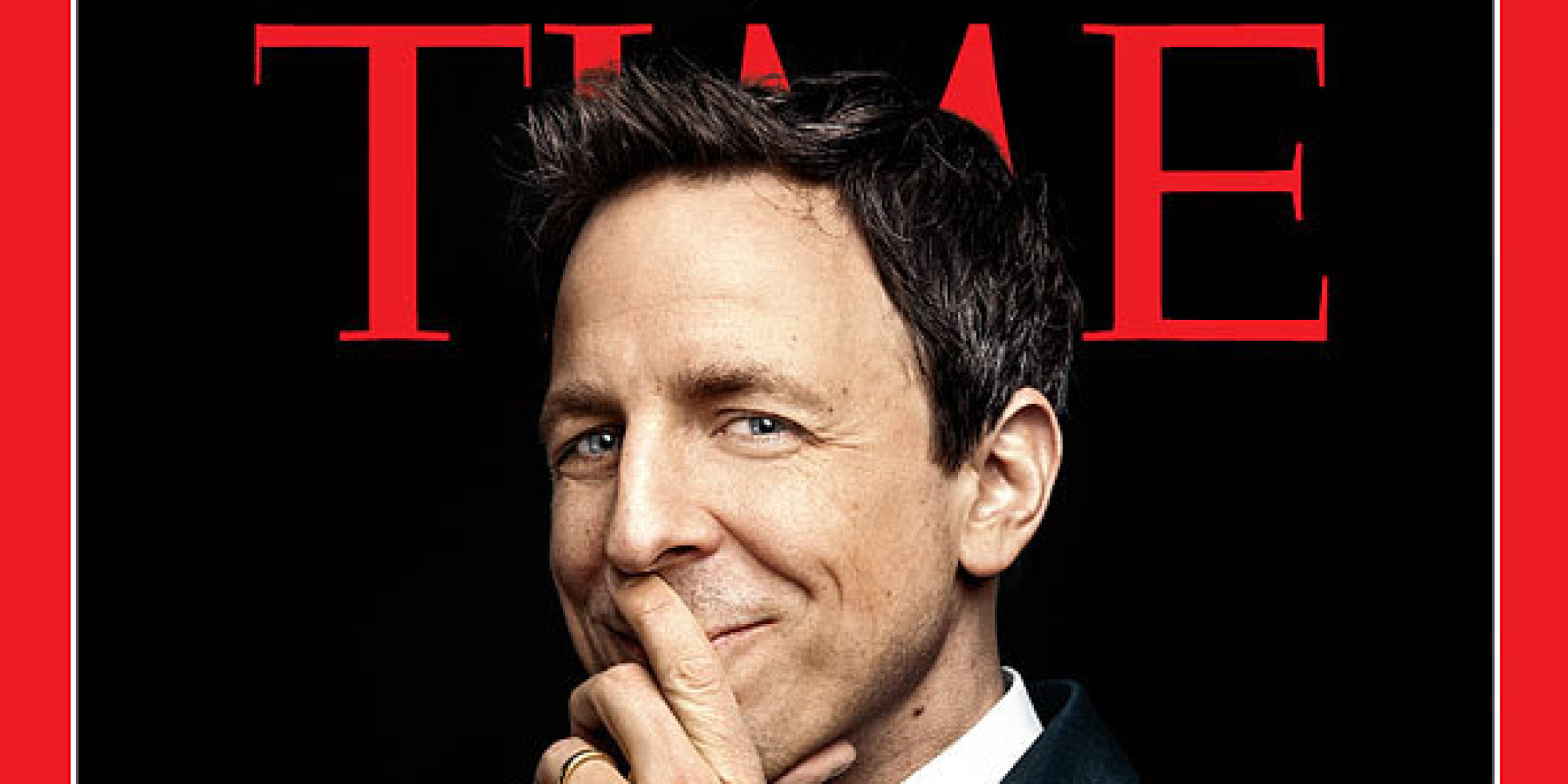 seth meyers graces time magazine 39 s first cover of 2014 talks future of 39 late night 39. Black Bedroom Furniture Sets. Home Design Ideas