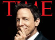 Seth Meyers Graces Time Magazine's First Cover Of 2014, Talks Future Of 'Late Night'