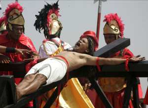 Filipino Crucifixtion