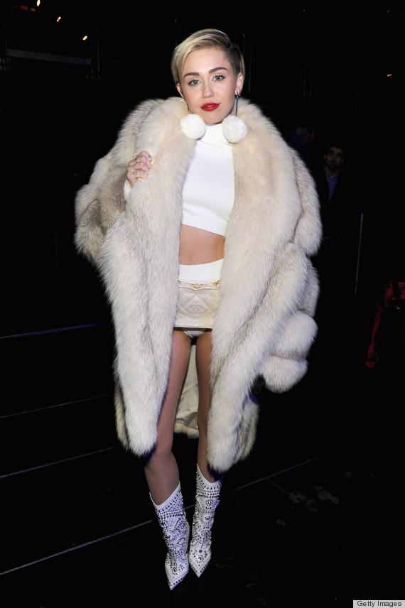 miley fur