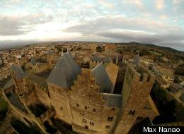 Phantom Drone Captures Beautiful Images Of Medieval French Castles, Monuments