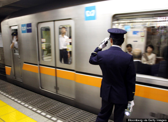 tokyo railroad