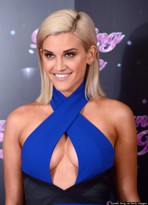 ashley roberts interview