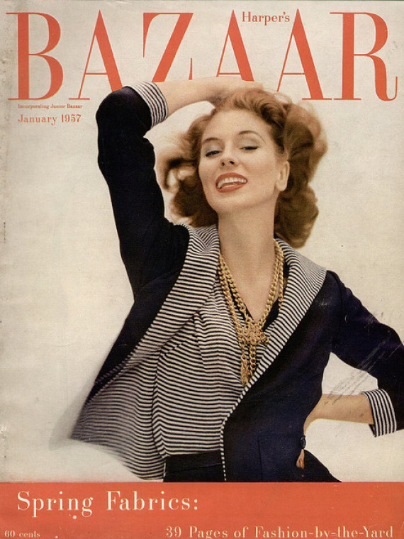Vintage Vogue Magazine Covers 1950
