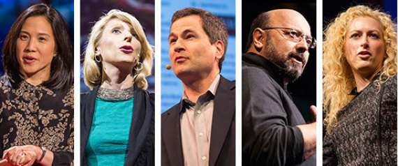 INSANELY POPULAR TED TALKS