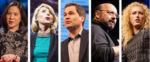 INSANELY POPULAR TED TALKS