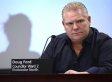 Doug Ford Won't Run For Ontario Progressive Conservatives