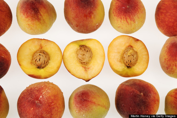 peach pit almond