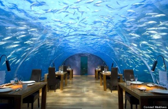 conrad maldives ithaa