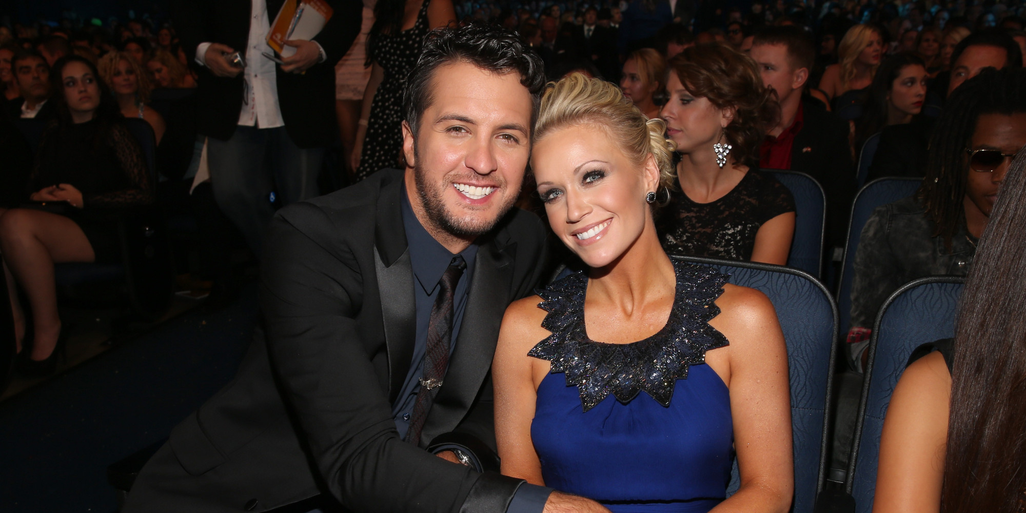 Luke bryan reminds us why he 39 s the sweetest husband in for What happened to luke bryan siblings