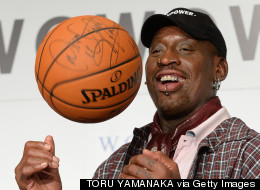 Dennis Rodman Checks Into Rehab