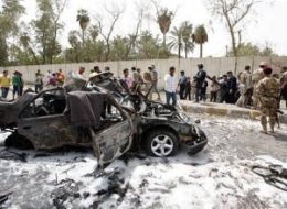 Iraq Baghdad Ebassies Suicide Bombings